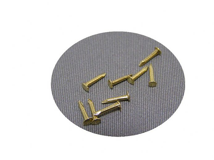 Musical Box Brass Pins / Nails